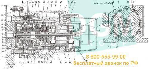 Крышка УГ9321.0000.108 (поз. 2)