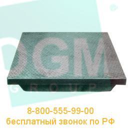 Плита поверочная чугунная (630х400) м/о кл.2