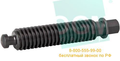 Винт с блоком к тискам BISON 6576-125