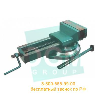 Тиски станочные поворотные 7200-3218 (А=250мм; В=200мм)