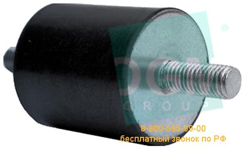 Амортизатор ЕС(A) 30х25VV20W М8х20 45Sh