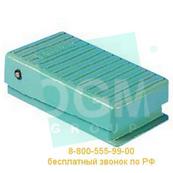 Педаль алюминиевая PDA2 (2НО)