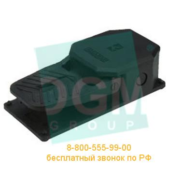 Педаль пластмассовая PDNS11GX10 2*(1НО+1НЗ)