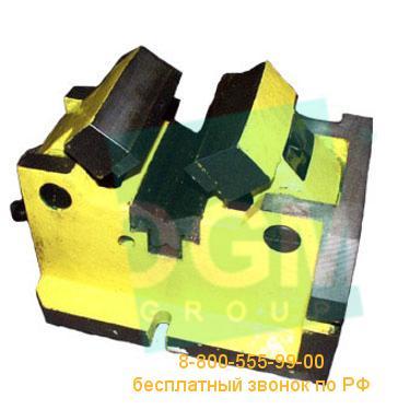 Тиски слесарные трубные Микротех ТСТ-100