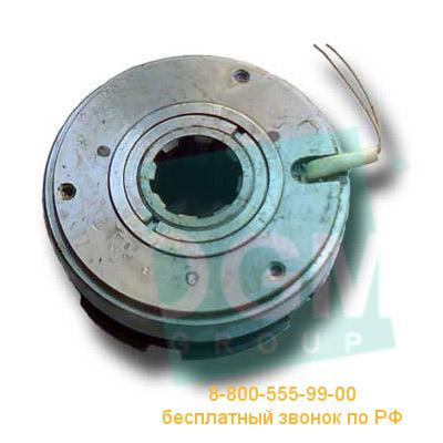 ЭТМ 096-1А (квадратный фланец, тормозная, шпонка)