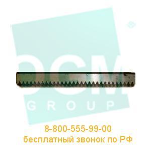 Рейка 1К62-11-32 L=291мм (РМЦ 1000мм)