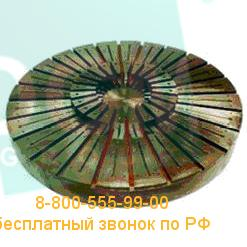 Плита электропостоянная круглая с радиальными полюсами TLT 13201.02