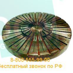 Плита электропостоянная круглая с радиальными полюсами TLT 13201.04