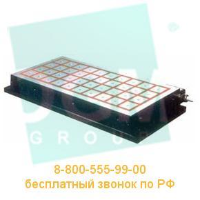 Плита электропостоянная с квадратными полюсами TLT 13101.05