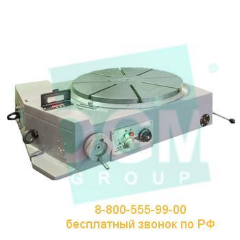 Стол поворотный 7400-0265 ф400мм с индуктивной системой отсчета