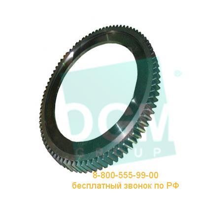Венец зубчатого колеса с внутренним зубом 3Б71.28.216