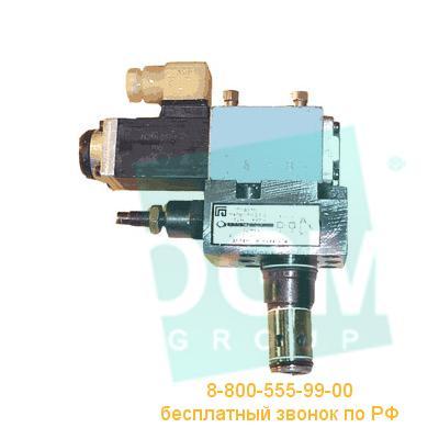Гидроклапан предохранительный МКПВ 25/3Ф2Р2