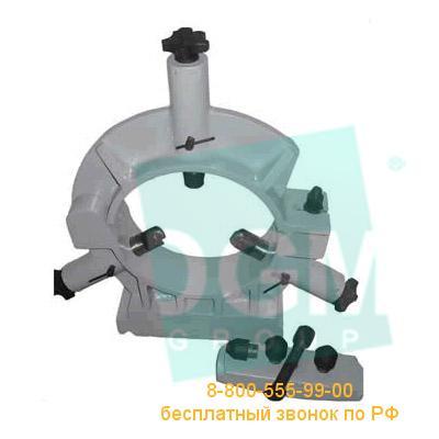 Люнет неподвижный 1К62Д.100.02/ТС-70 (ф=10-140мм) литой, кулачковый