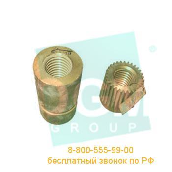Гайка биметаллическая 6М82.7.102