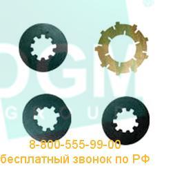 Комплект дисков фрикционных 2М58 (d=140мм)