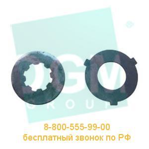 Диск фрикционный внутренний 6Р82-4-72 (6-шлицевой)