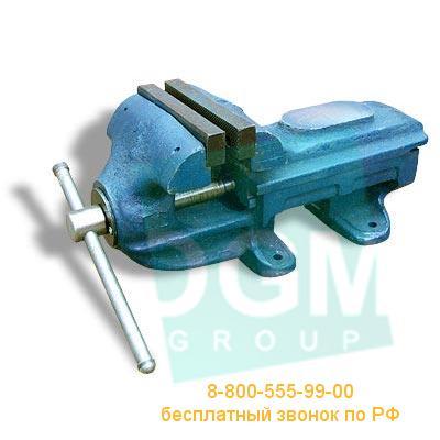 Тиски слесарные неповоротные ТСЧ-250Н (Гомель)