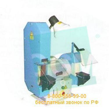 Станок точильно-шлифовально-полировальный мод.ТШП-1