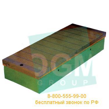 Плита электромагнитная Микротех 1250х320