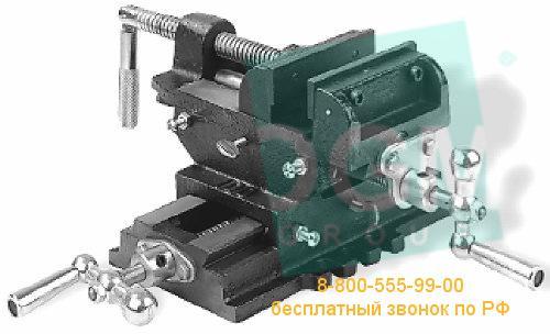 Тиски крестовинные KS-150
