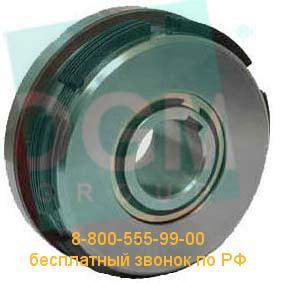 ЭТМ 106-3А (круглый фланец, тормозная, шпонка)