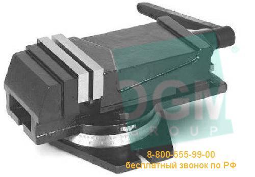 Тиски станочные поворотные SO-100