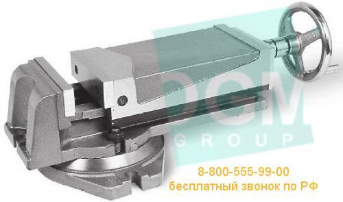 Тиски станочные с гидравлическим приспособлением SVH-160